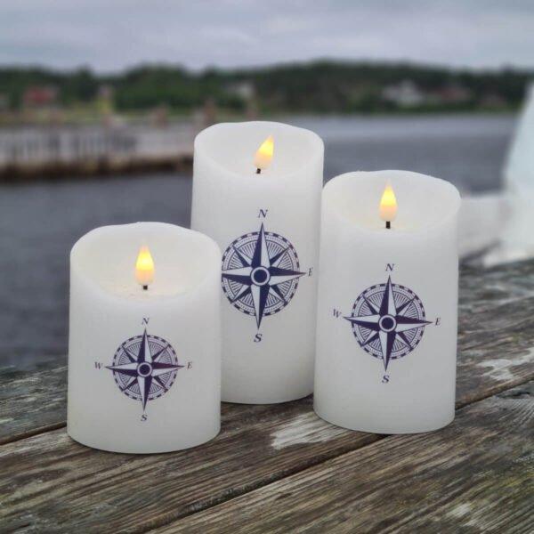 LED Kubbelys - Båt & Hytte
